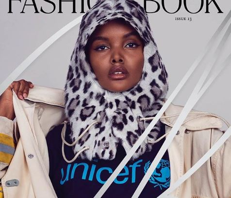 Halima Aden Inclusion of Muslim women in fashion