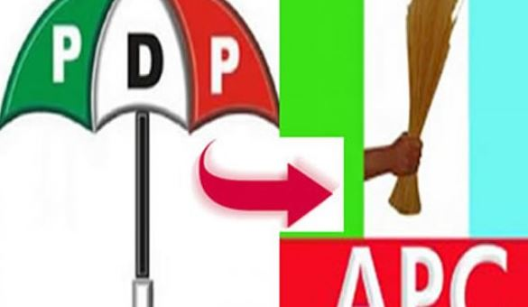 Imo Speaker defects to Apc from pdp