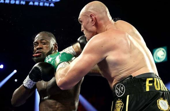 Why Wilder Lost To Fury