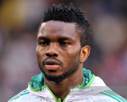 Yobo becomes Super Eagles Assistant Coach