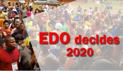 See Edo Election Results From Different Polling Units