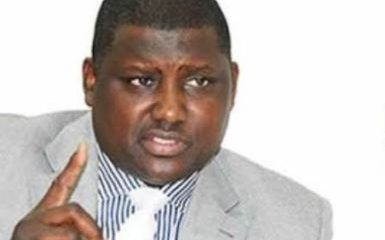 Maina Arrested