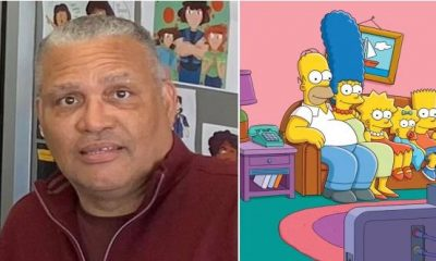 The Simpsons Writer